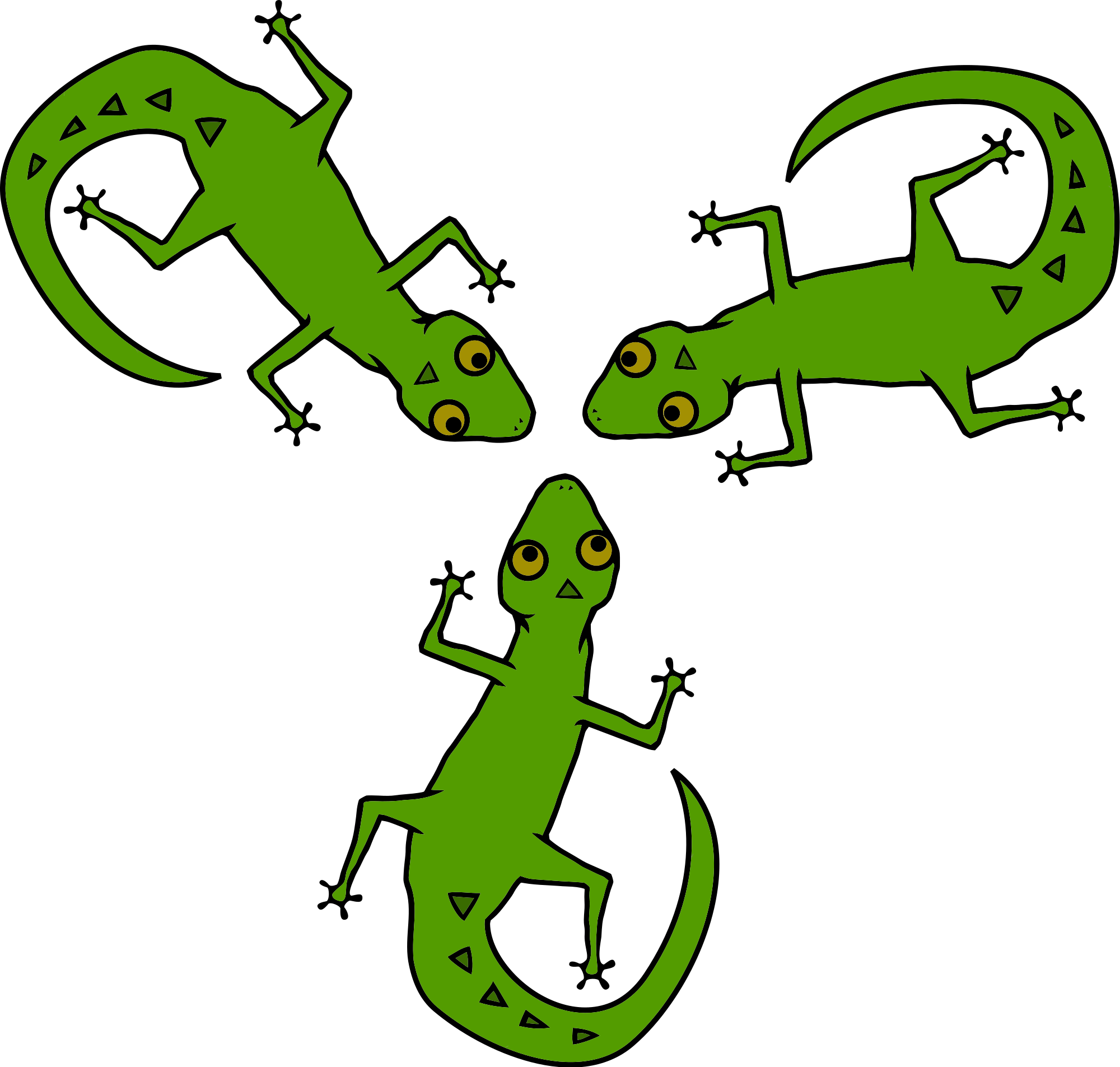File svg wikimedia commons. Gecko clipart geko