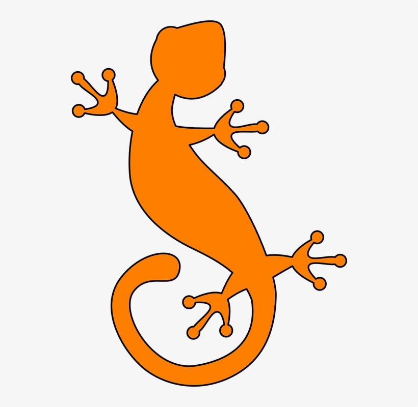 Green iguana clip art. Gecko clipart geko