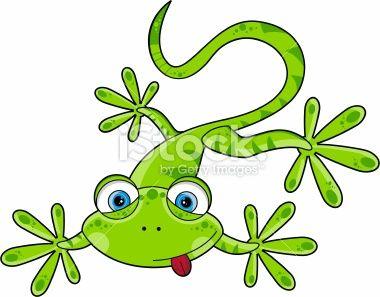 Lizard cliparts craft vendor. Gecko clipart kid