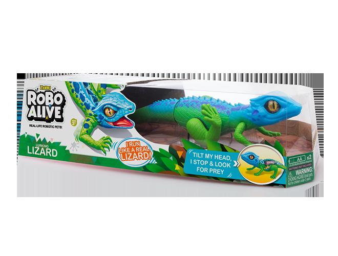 Gecko clipart pet lizard. Robo alive real life