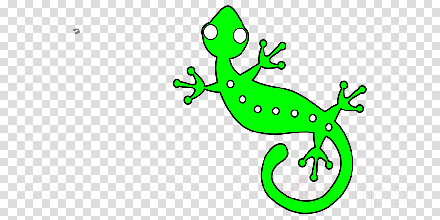 Gecko clipart reptile. Green leaf background lizard