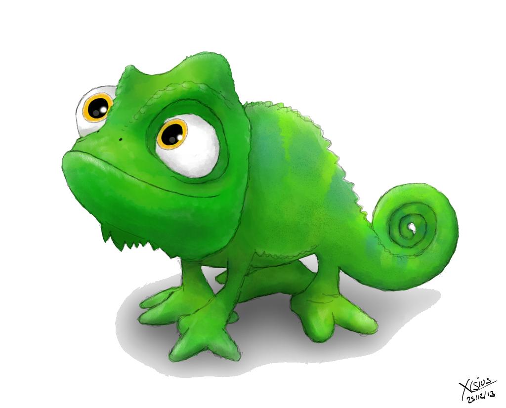 Gecko clipart transparent background. Disney pascal png images