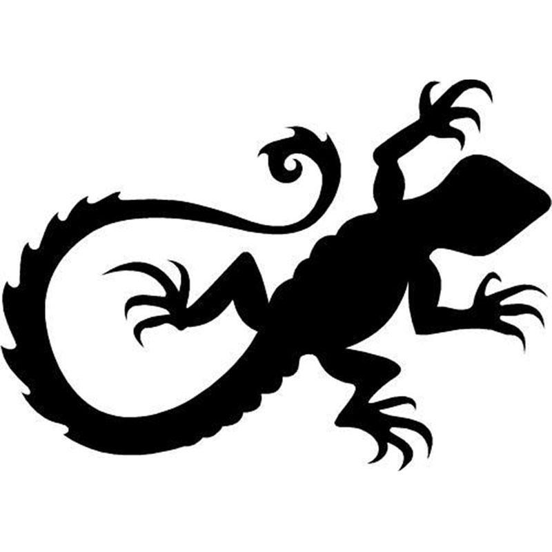 Gecko clipart tribal. Free download clip art