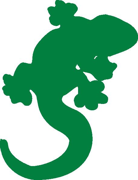 Gecko clipart. Clip art at clker