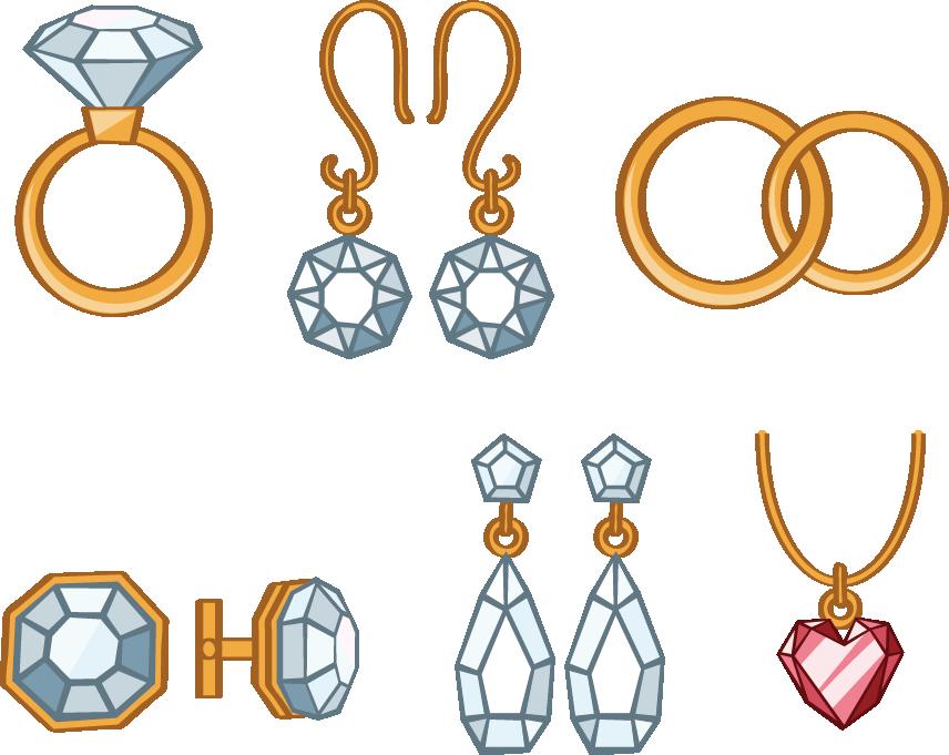 Jewellery cartoon gemstone clip. Gem clipart biscuit
