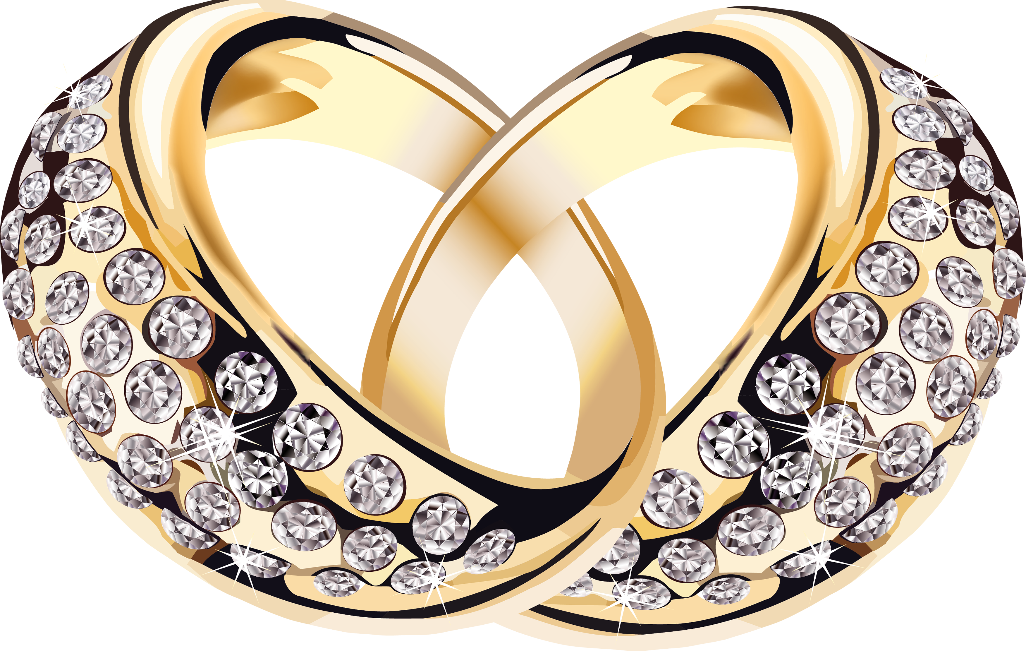 Wedding ring pandora clip. Gem clipart bling
