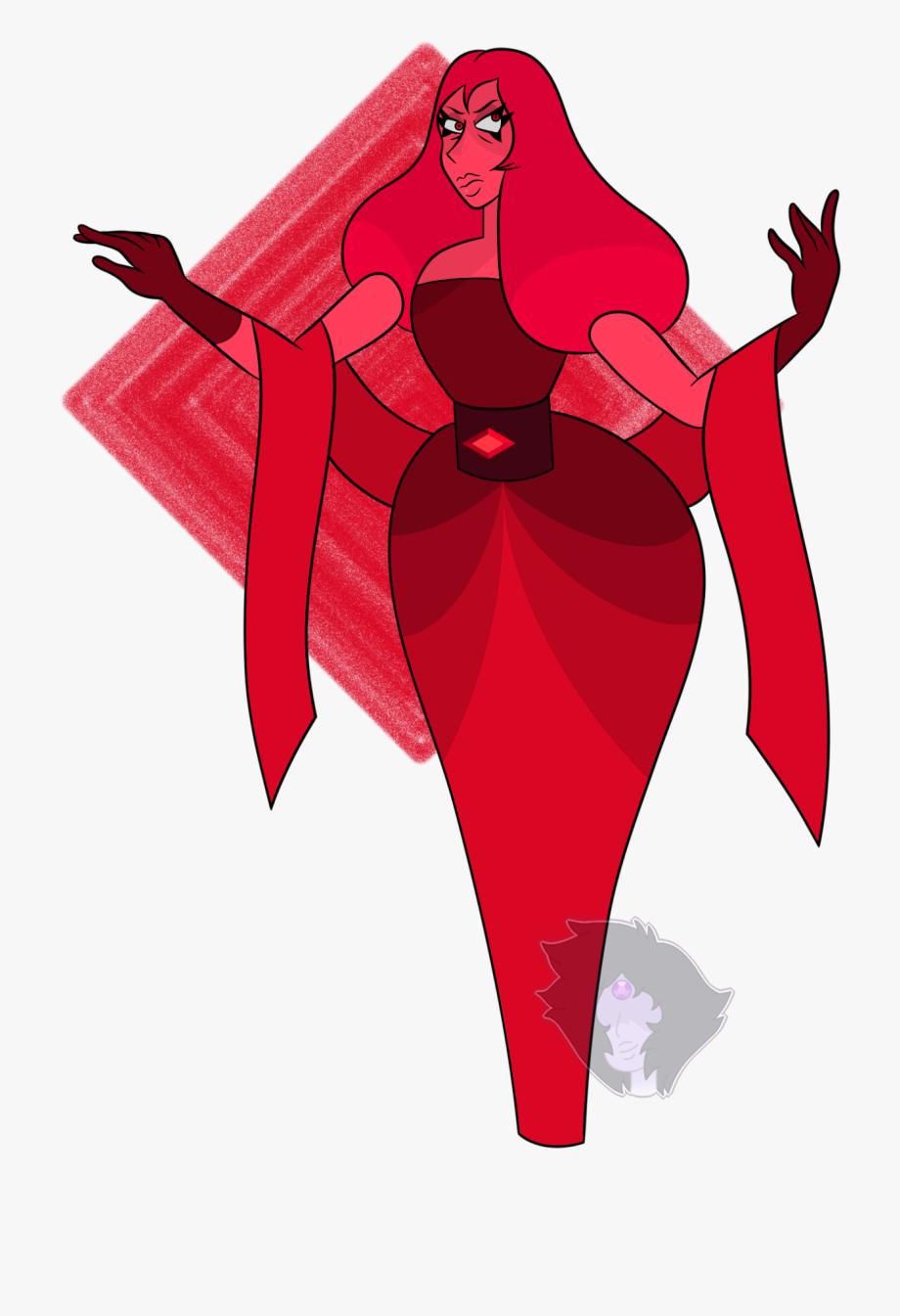 Red clip art steven. Gem clipart blood diamond