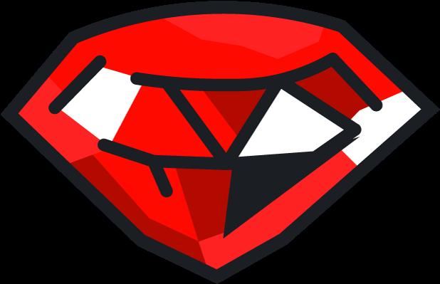 Gem clipart colorful gem. Red crash bandicoot all