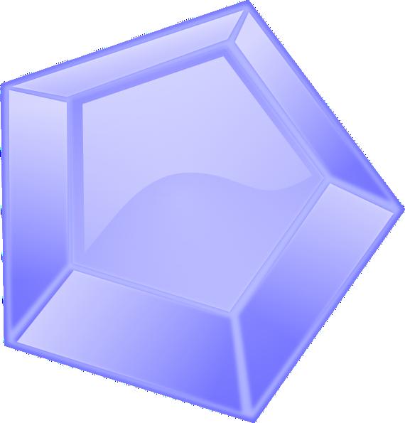 Gem diamond shape