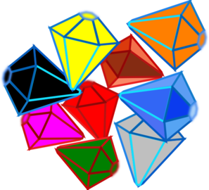Free cliparts download clip. Gem clipart different
