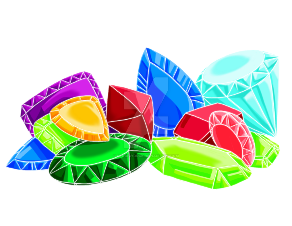 Pile by prodigyduck on. Gem clipart different