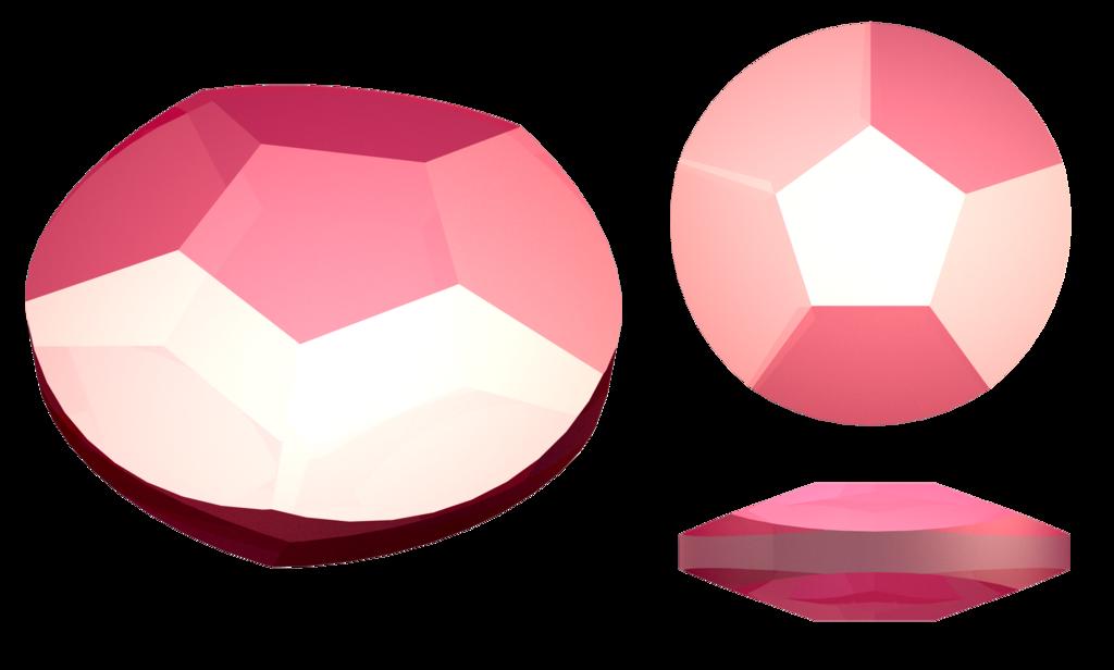 Rose quartz steven universe. Gem clipart digital art