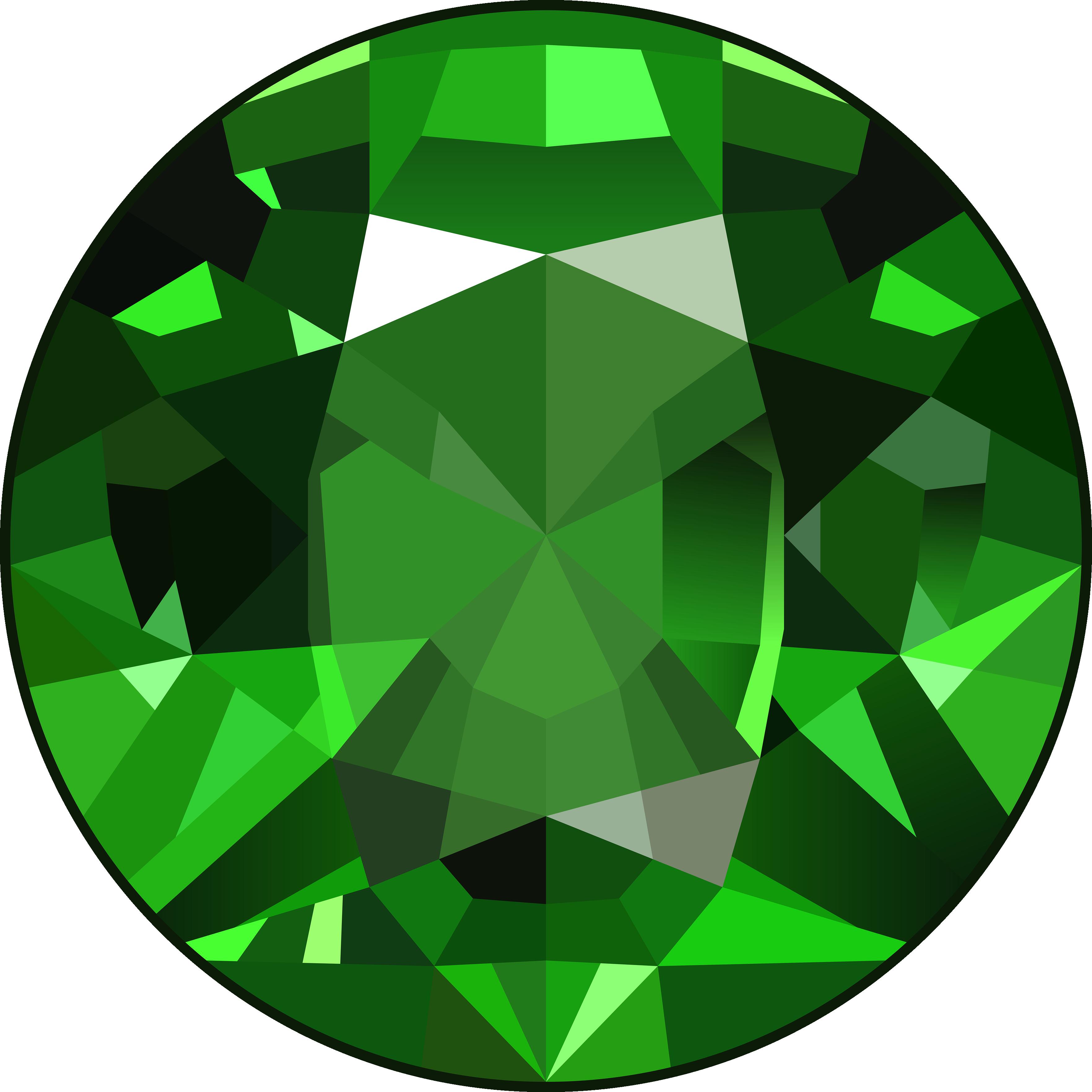 Gem clipart gemstone. Download emerald stone free