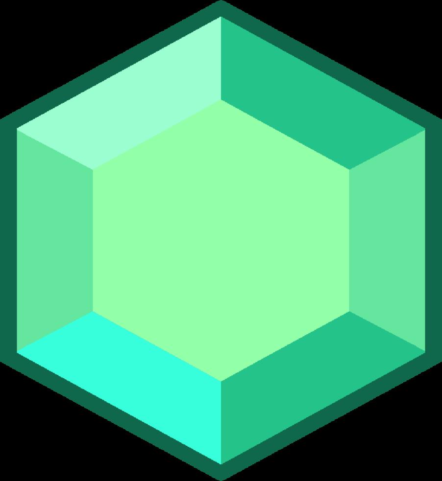 Gem clipart green. Gemstones the crystal family