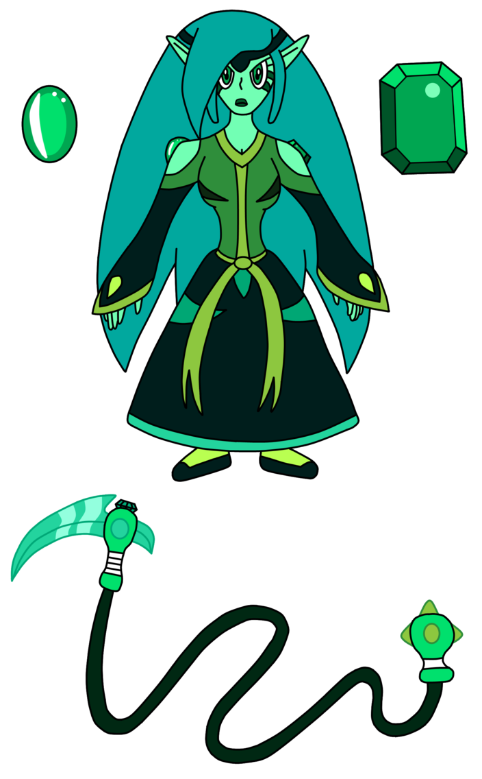 Gem clipart jade. Fusion by cryoflaredraco on