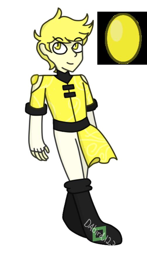 Steven universe oc yellow. Gem clipart jade