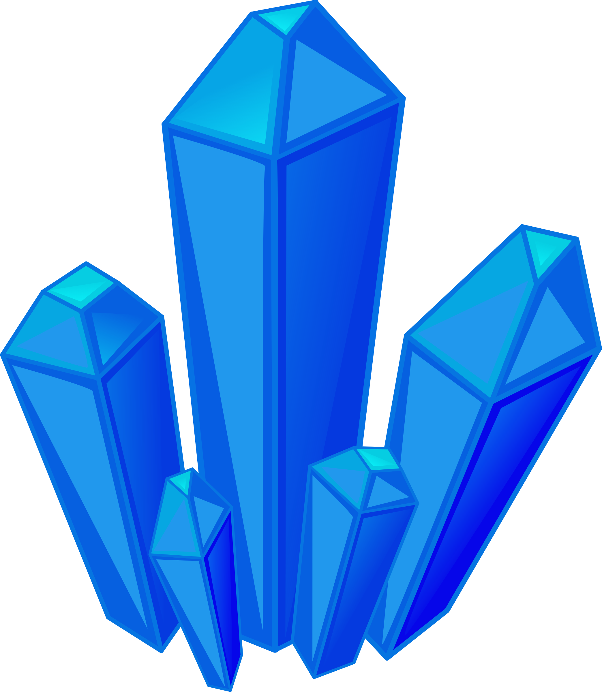 Minerals big image png. Crystal clipart mineral resource