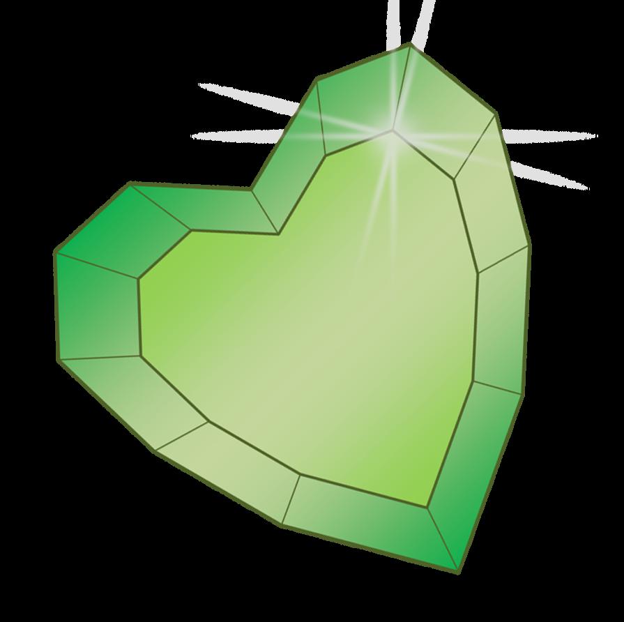 Gem clipart mlp cutie marks. Emerald flicker s mark