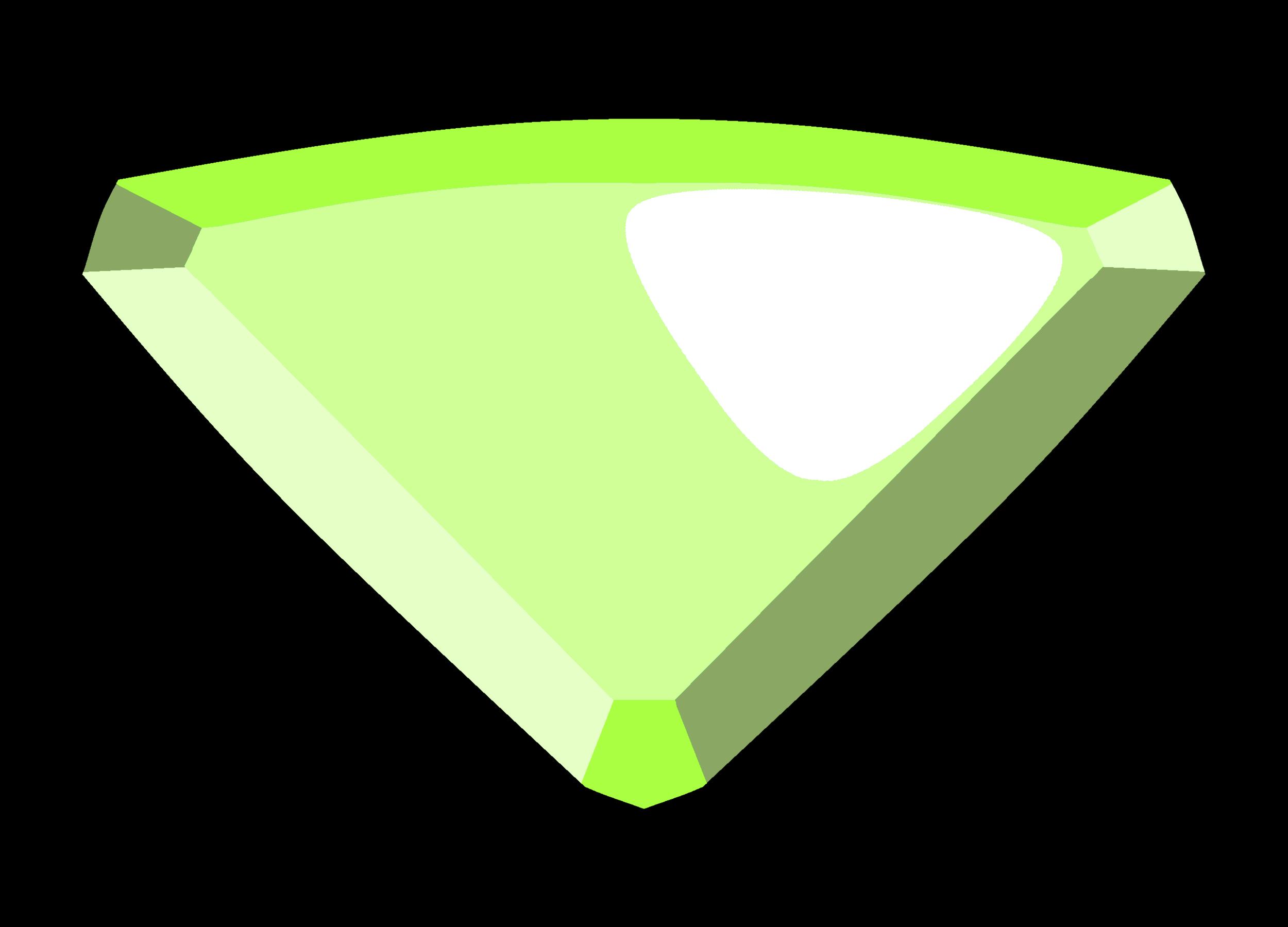 Gem clipart peridot. Image bowenite gemstone png