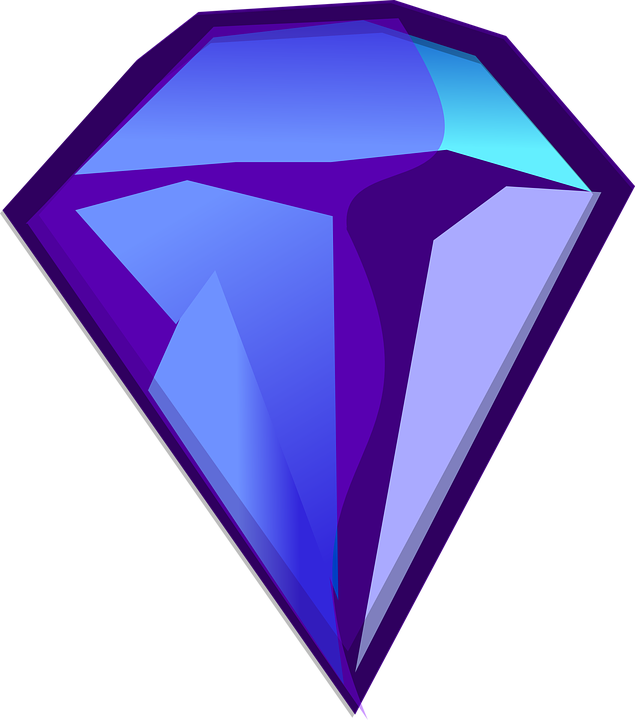 Group free vector graphic. Gem clipart pile jewel