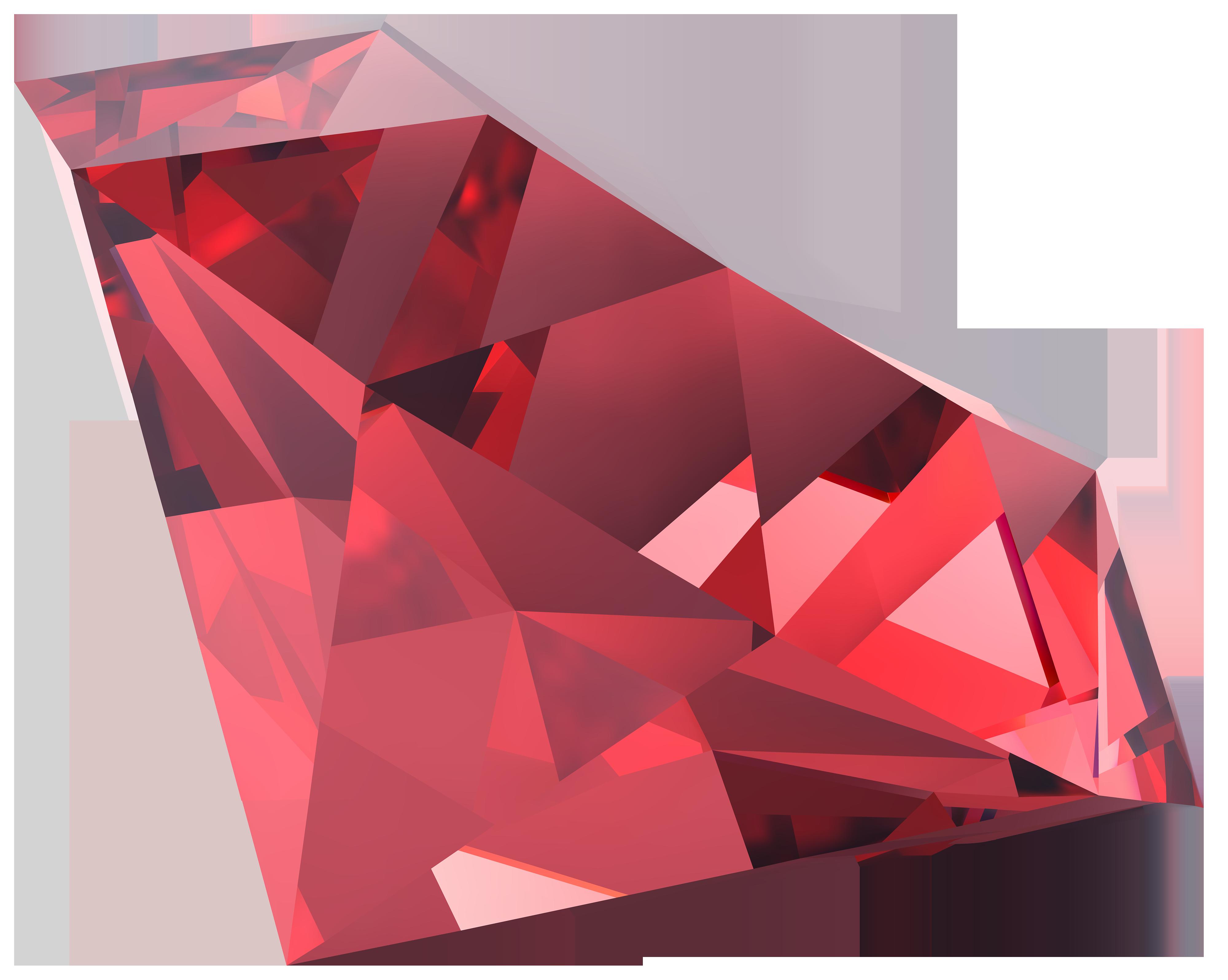 Ruby png best web. Gem clipart rectangle