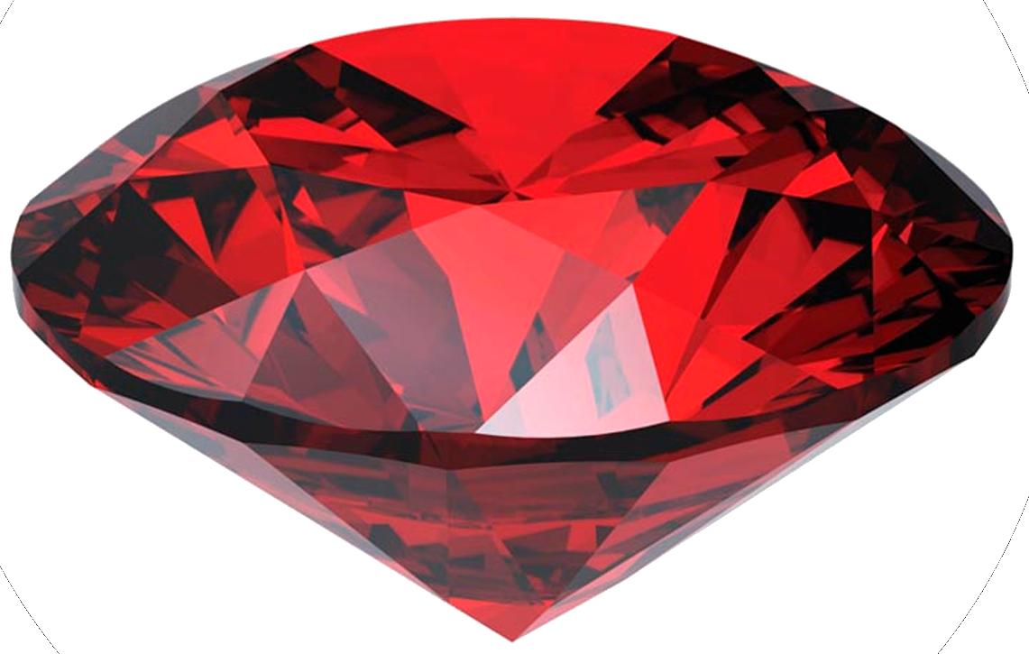 Ruby png images free. Gem clipart red gem