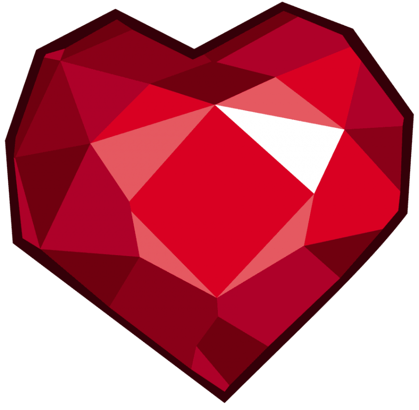 Gem clipart red gem. Ruby stone png free