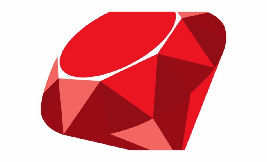 Gem clipart ruby. Hard thing logo transparent