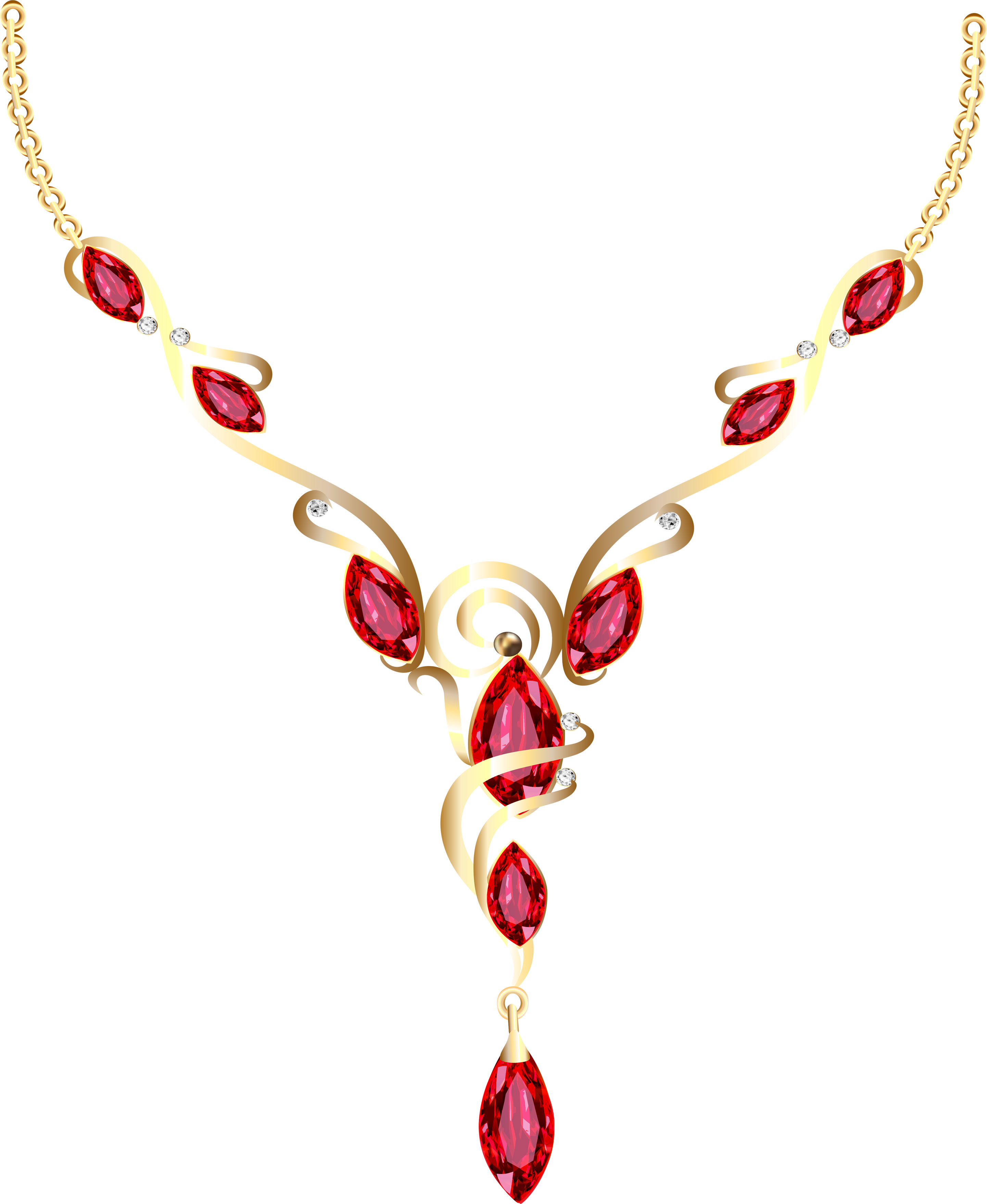 Necklace transparent png pictures. Spelling clipart chain