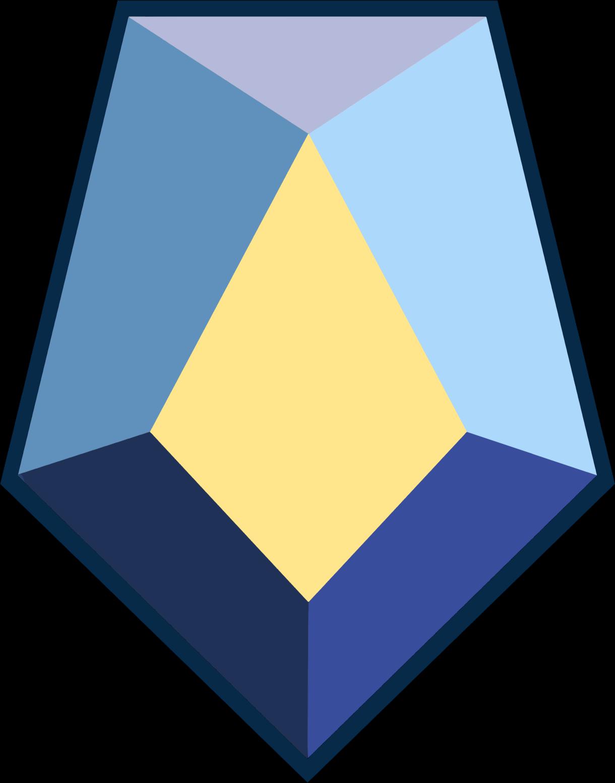Gem clipart square gem. Image polyhedroid agate gemstone