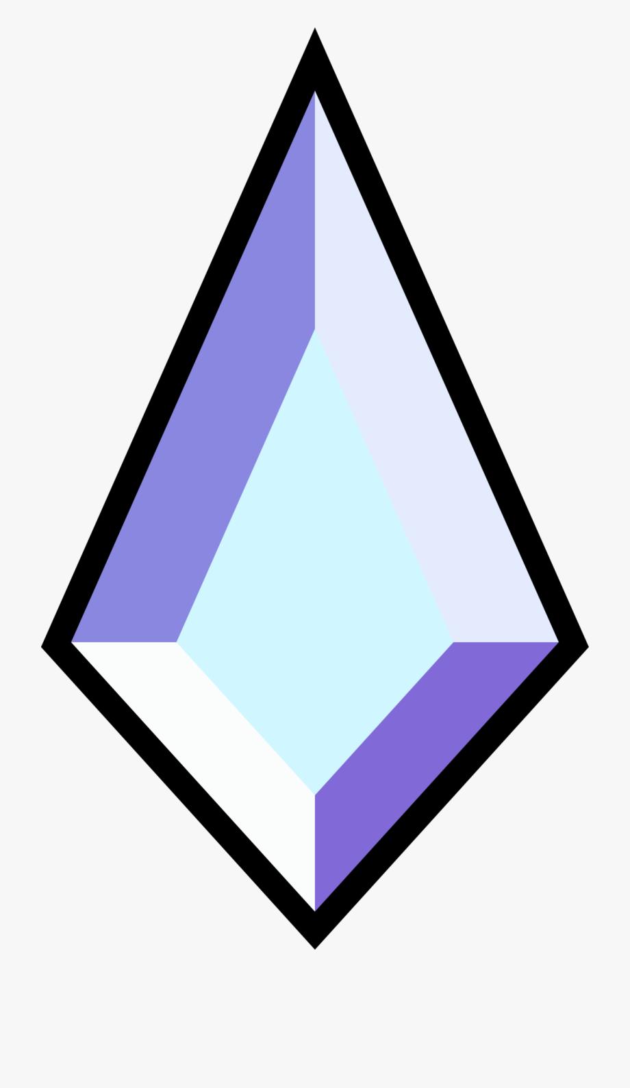 Gem clipart steven universe. Gems blue diamond