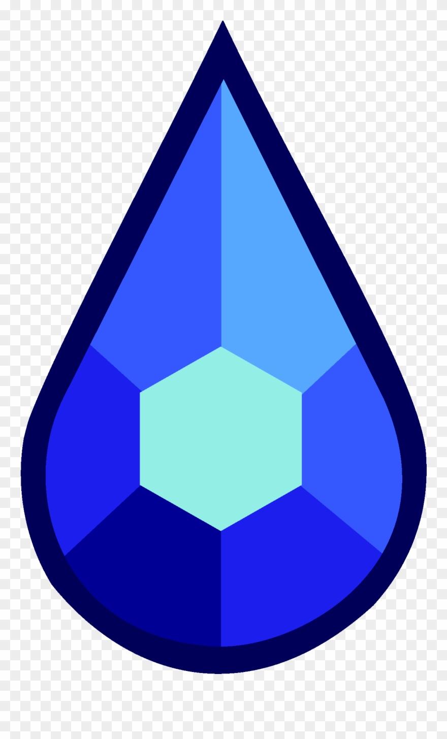 Gem clipart triangle. Steven universe png transparent