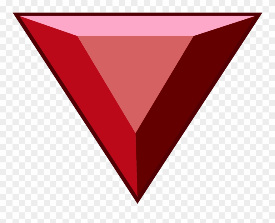 Clip svg free stock. Gem clipart triangle