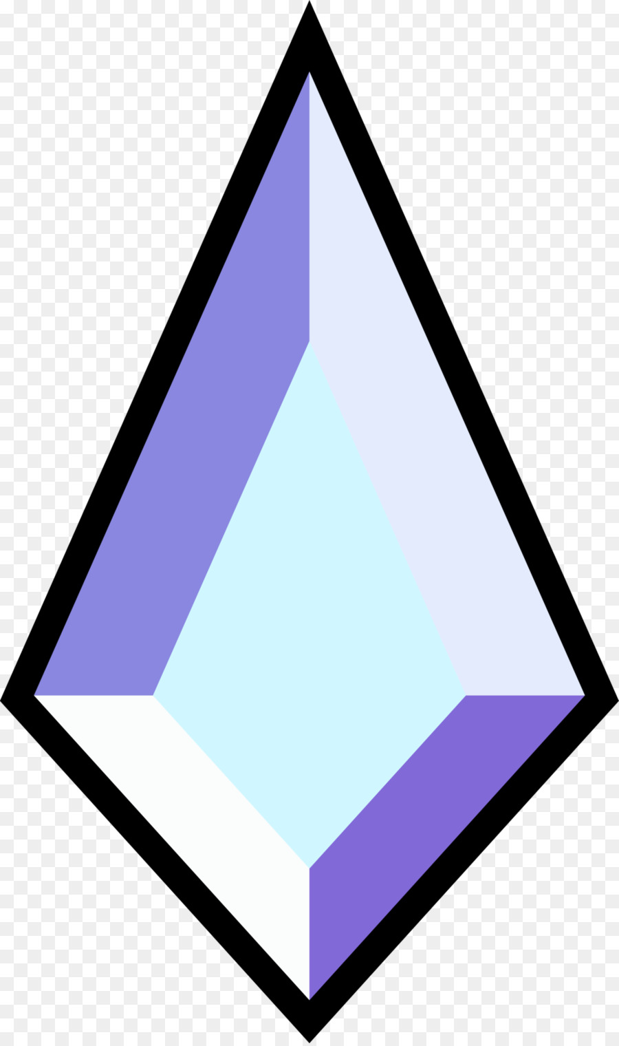 Gem clipart triangle. Diamond background square