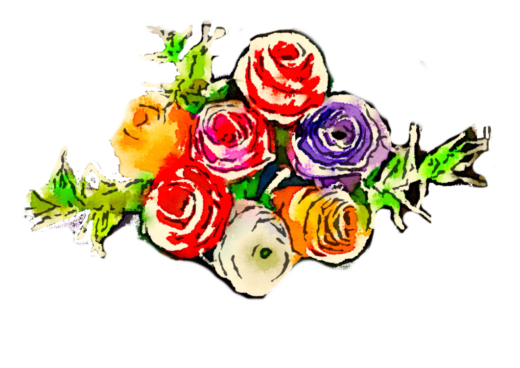 Gem clipart watercolor. Free png multi colored