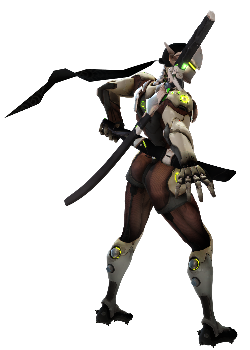 Genji overwatch png. Net for console players