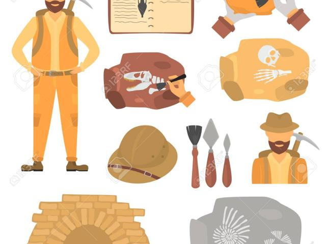 Geography clipart archaeologist tool. Free download clip art