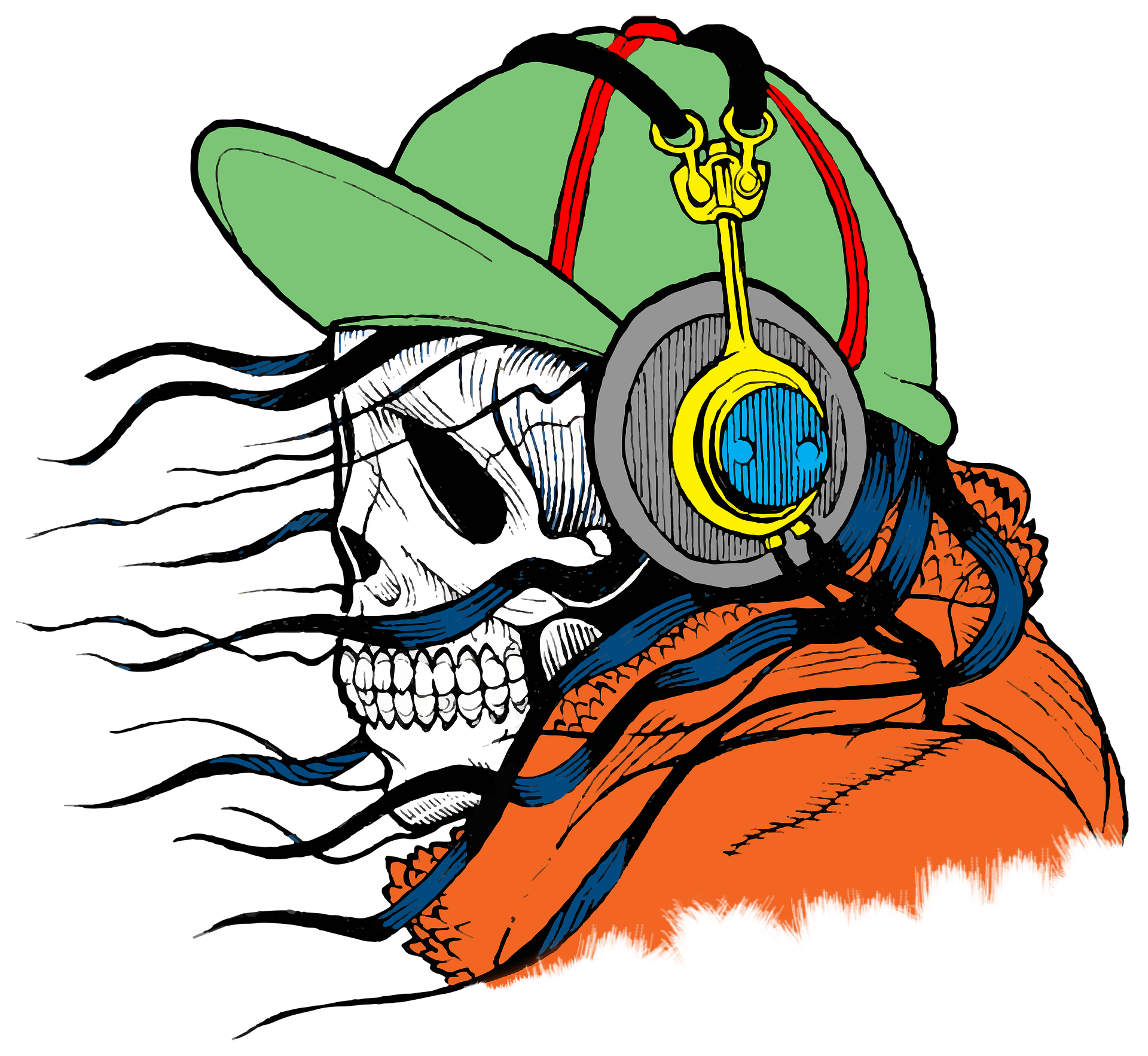You can t skele. Geography clipart brook
