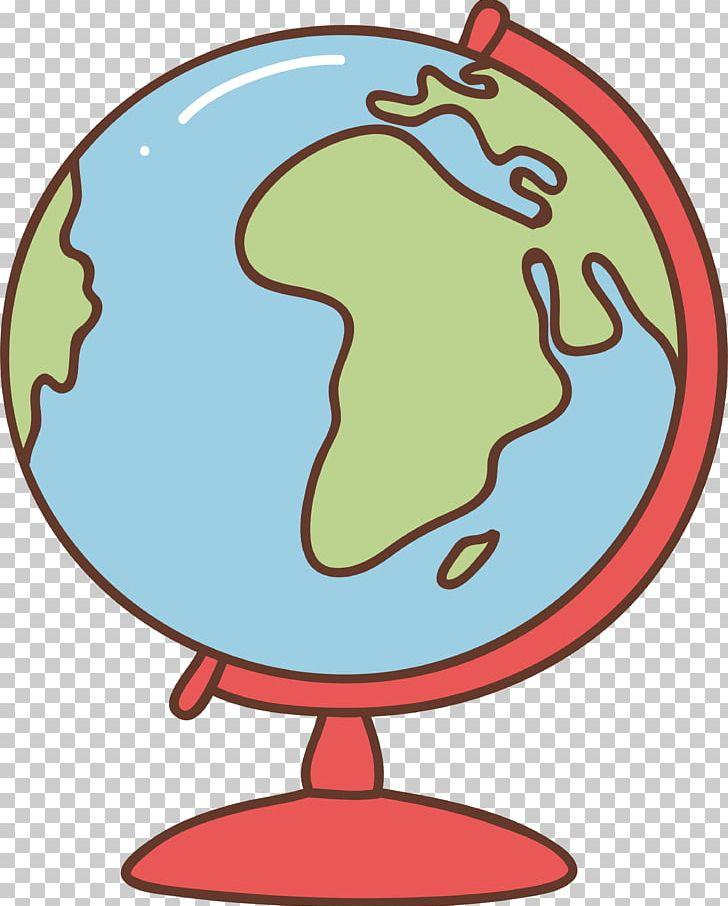 Globe learning trivia quiz. Geography clipart cartoon