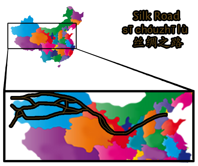 Geography clipart civilization chinese. China study guide quiz