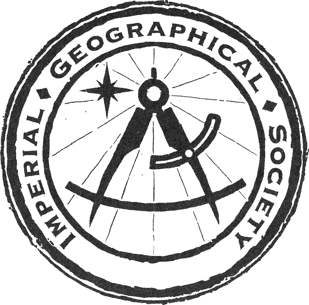Geography clipart compus. Imperial geographic society elder
