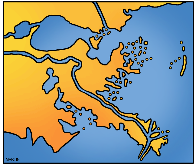 Geography clipart delta geography. Free cliparts download clip