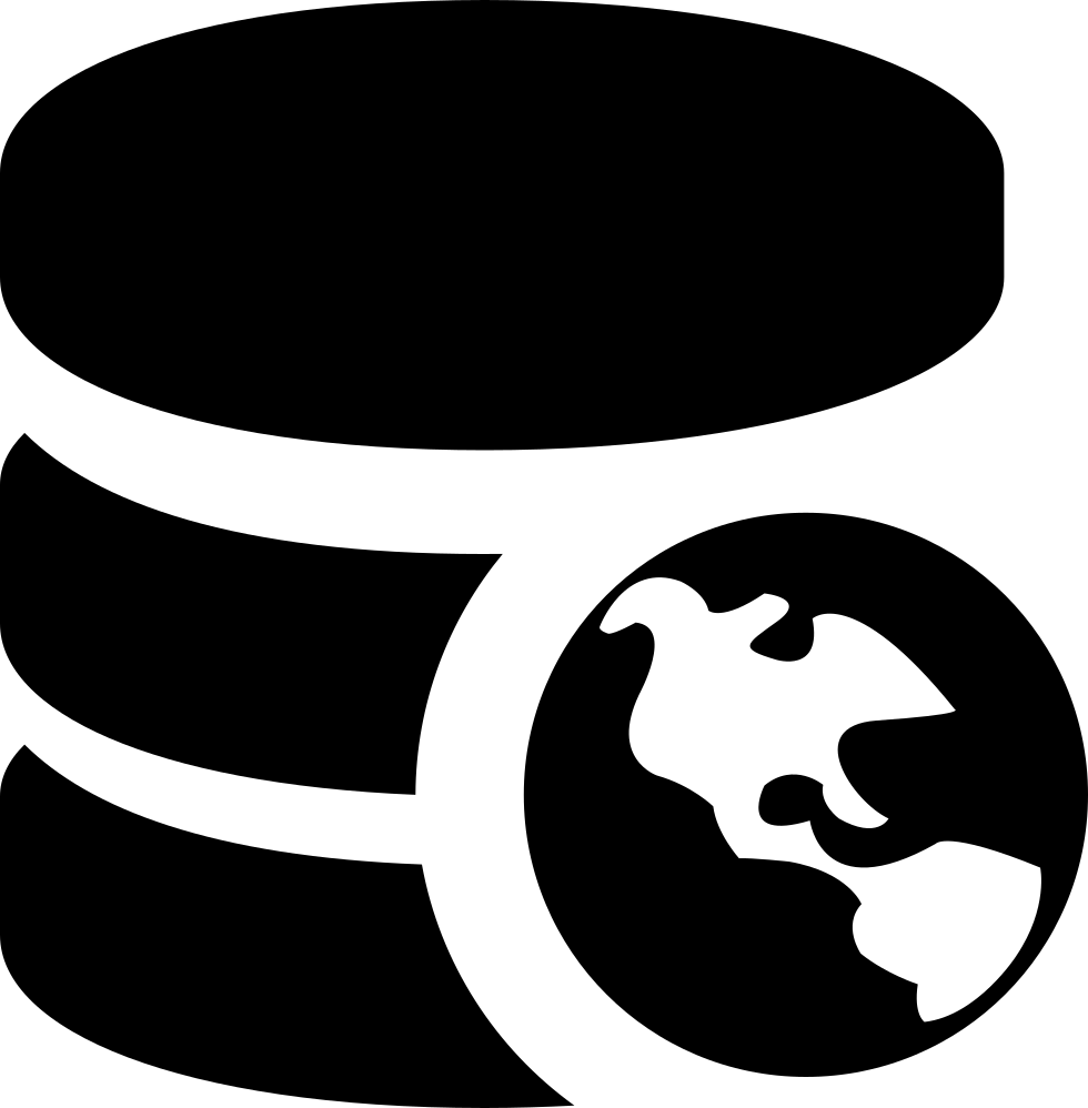 Basic geographic database svg. Geography clipart fascinated