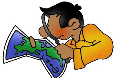 How geographic segmentation can. Geography clipart geo