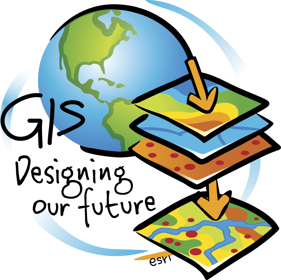 Why study gis career. Geography clipart geo