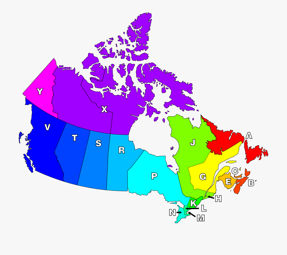 Map of canada without. Geography clipart geography canadian