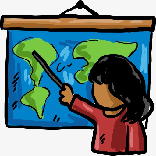 Download free png female. Geography clipart geography class