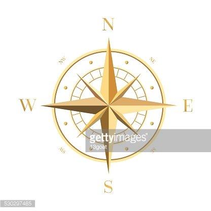 Rose premium clipartlogo com. Geography clipart golden compass