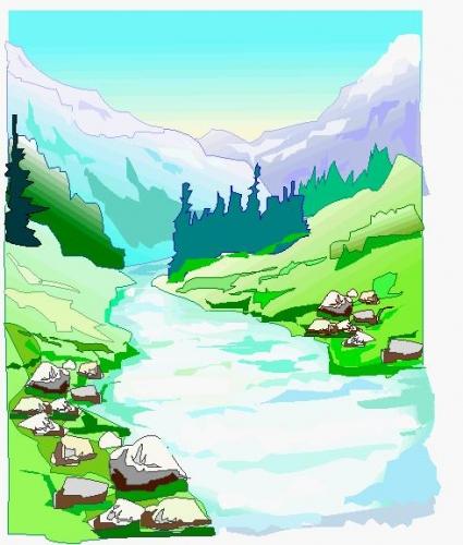 Free plains cliparts download. Geography clipart landscape