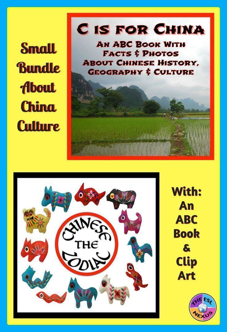 Geography clipart language art teacher. China culture bundle with